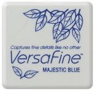 VersaFine Pigment Small Ink Pad - Majestic Blue