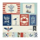 "Authentique 12""x12"" Collection Kit - Voyage (13 sheets)"