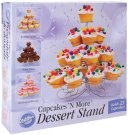Wilton Cupcakes N More Dessert Stand