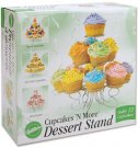 Wilton Cupcakes N More Small Dessert Stand