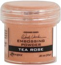 Ranger Wendy Vecchi Embossing Powder - Tea Rose