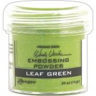 Ranger Wendy Vecchi Embossing Powder - Leaf Green