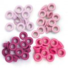 We R Memory Keepers - Pink Standard Eyelets (60 pack)