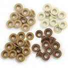 We R Memory Keepers - Brown Standard Eyelets (60 pack)