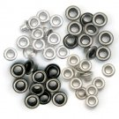 We R Memory Keepers - Cool Metal Standard Eyelets (60 pack)