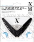 Docrafts Corner Punch - 2 in 1 (5mm radius)
