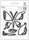 Xcut Decorative Dies - Butterfly (8 dies)