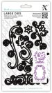 Xcut Large Die Set - Floral Flourishes (7 dies)