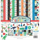 "Echo Park 12""x12"" Collection Kit - It's Your Birthday Boy (13 sheets)"