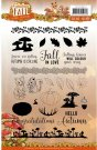 Yvonne Creations Clear Stamp Set - Fabulous Fall