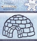 Yvonne Creations Dies - Playful Winter Igloo