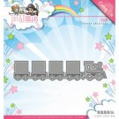 Yvonne Creations Dies - Tots and Toddlers Train
