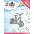 Yvonne Creations Dies - Tots and Toddlers Tricycle