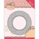 Yvonne Creations Dies - Get Well Soon Flower Doily