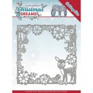 Yvonne Creations Dies - Christmas Dreams Christmas Animal Frame