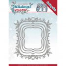 Yvonne Creations Dies - Christmas Dreams Christmas Borders