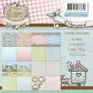 "Yvonne Creations 6""x6"" Paperpack - Spring-tastic (24 sheets)"