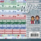 "Yvonne Creations 6""x6"" Paperpack - Wild Boys (24 sheets)"