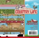 "Yvonne Creations 6""x6"" Paper Pack - Country Life Frame (23 sheets)"