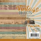 "Yvonne Creations 6""x6"" Paperpack - Vintage Objects (23 sheets)"