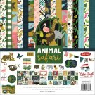 "Echo Park 12""x12"" Collection Kit - Animal Safari (13 sheets)"