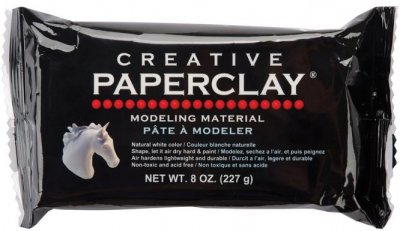 Creative Paperclay - White (227g)