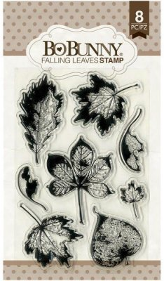 Bo-Bunny Essential Stamps - Falling Leaves