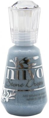 Nuvo Stone Drops - Morning Fog