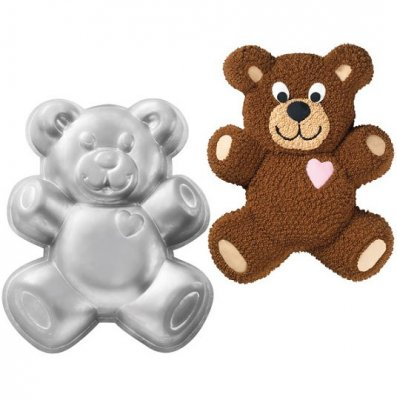 Wilton - Teddy Bear Cake Pan