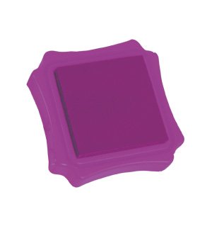 Whispers Stamp Pad - Rich Plum
