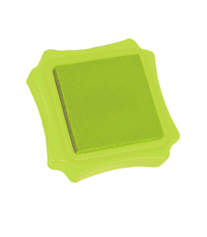 Whispers Stamp Pad - Savoy Green