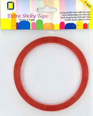 JeJe Extra Sticky Tape (9 mm x 10m)