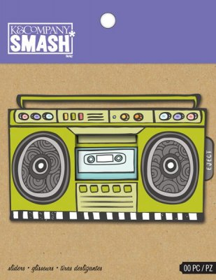 K&Company SMASH Boom Box Slider