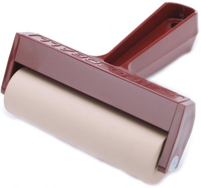 "Speedball 4"" Brayer - Soft Rubber"