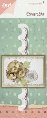Joy Crafts Cutting Die - Vintage Border Esmarelda