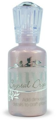 Nuvo Crystal Drops - Gloss Antique Rose