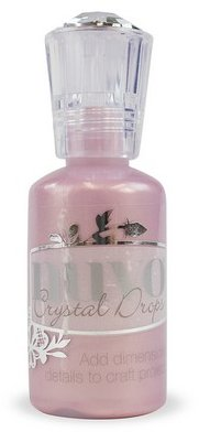 Nuvo Crystal Drops - Gloss Raspberry Pink