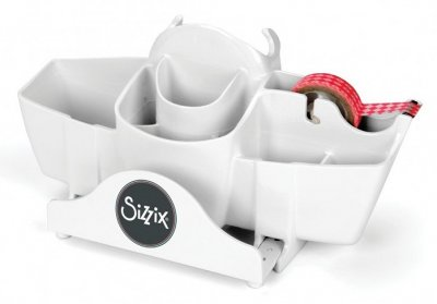Sizzix Big Shot Accessory - Tool Caddy (white)