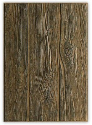 Sizzix 3-D Embossing Folder - Wood Planks by Tim Holtz