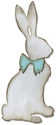 Sizzix Bigz Die - Cottontail by Tim Holtz