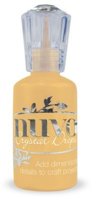 Nuvo Crystal Drops - Gloss Dandelion Yellow
