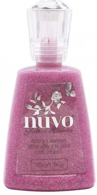 Tonic Studios Nuvo Glitter Accents - Candy Kisses (50ml)