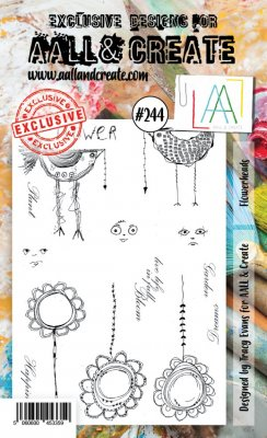 AALL & Create A6 Stamps - #244