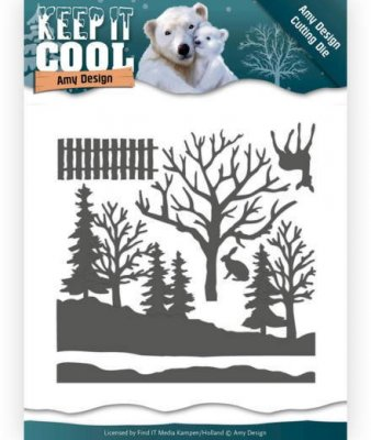 Amy Design Dies - Keep it Cool Forest