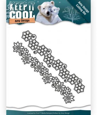 Amy Design Dies - Keep it Cool Borders