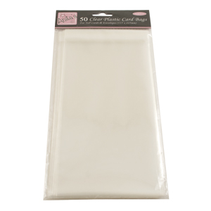 BAG TALL 115 X 225MM PLUS 25MM (25 pack)