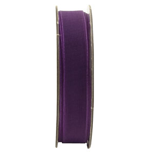 Anitas 1.5m RIBBON - ORGANZA - PURPLE