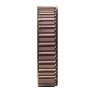 Anitas 1.5m RIBBON - STRIPES - BROWN