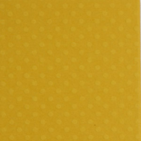 Bazzill Basics Dotted Swiss Cardstock 12X12 HONEY