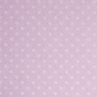 Bazzill Basics Dotted Swiss Cardstock 12X12 BERRY PRETTY
